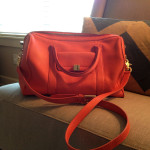 off the rack: botkier adele satchel