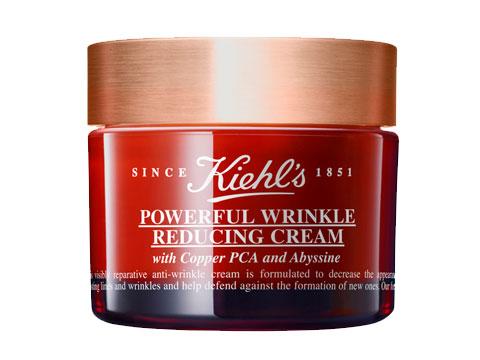 kiehls powerful wrinkle reducing cream beauty buzz: kiehls powerful wrinkle reducing cream
