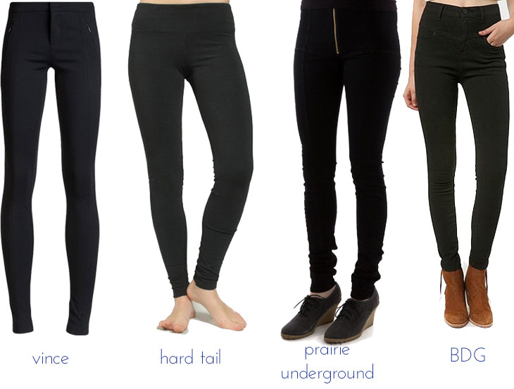 the best black leggings - shopping's my cardio