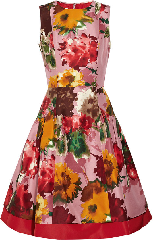 odlr 1 worthy splurge: oscar de la renta at the outnet
