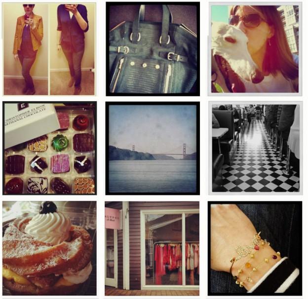 Shopping's My Cardio Instagram Snaps, Week of 3.18.13