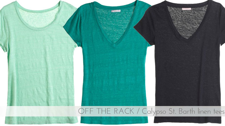 off the rack off the rack: springs best tee