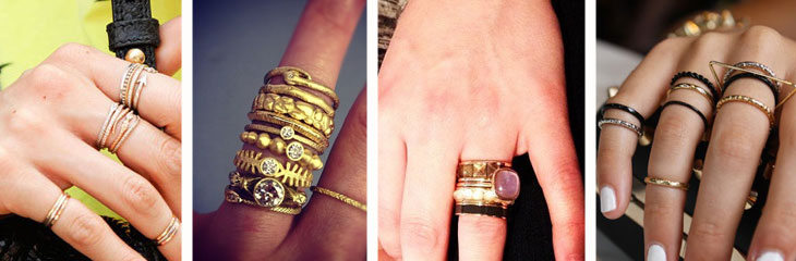 rings the how to: stacking rings in the real world
