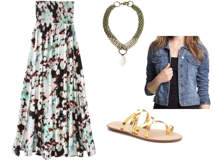 target four perfect spring dresses (and how to style them)