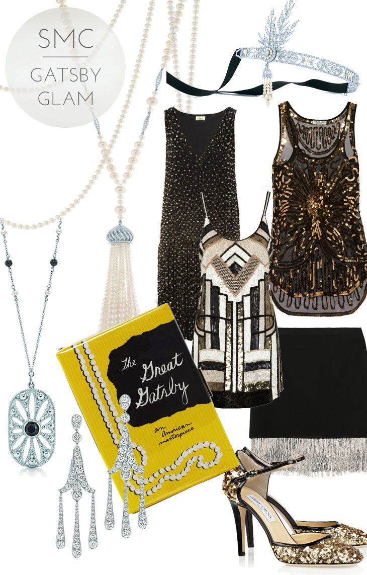Gatsby Glam, via Shopping's My Cardio