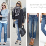 Summer boyfriend jeans via shoppings my cardio 150x150 white denim: the how to