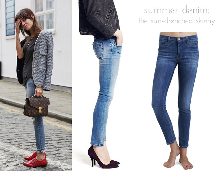 skinny the best summer denim (for grown ups)