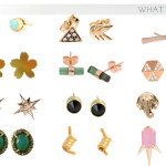 what a stud: 12 stud earrings perfect for summer