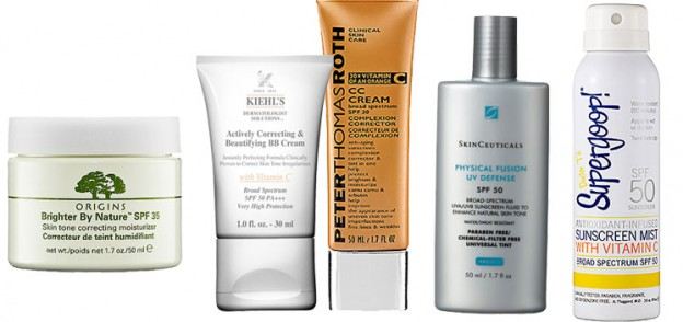 Best Summer Sunscreens, via shopping's my cardio