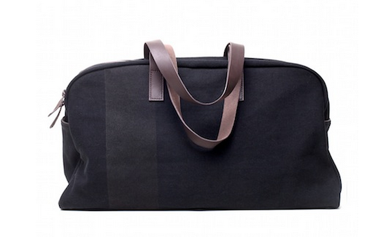 Everlane weekender, via shopping's my cardio