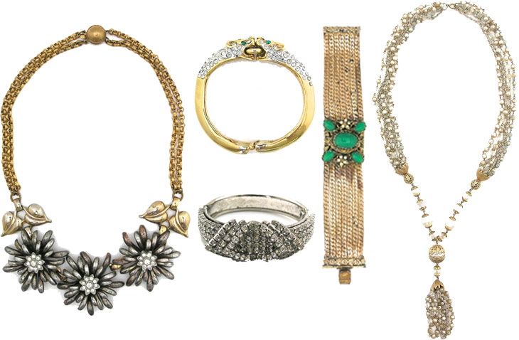elva fields vintage in jewelry related news...