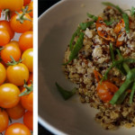 roasted tomato quinoa 150x150 foodie finds: meet quin