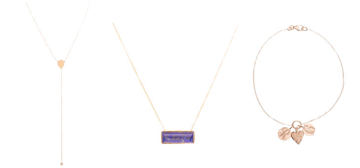 ariel gordon jewelry, via shopping's my cardio