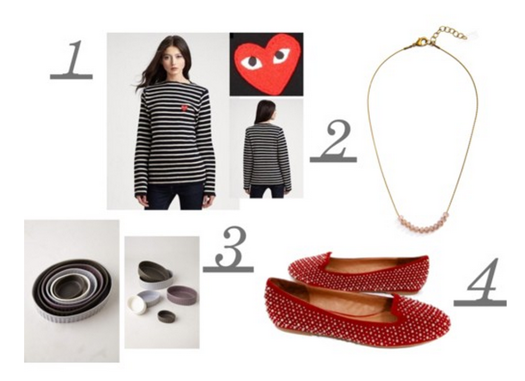 holiday gift guide, via shopping's my cardio