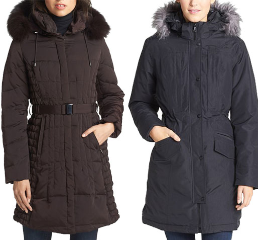 best parkas, via shopping's my cardio