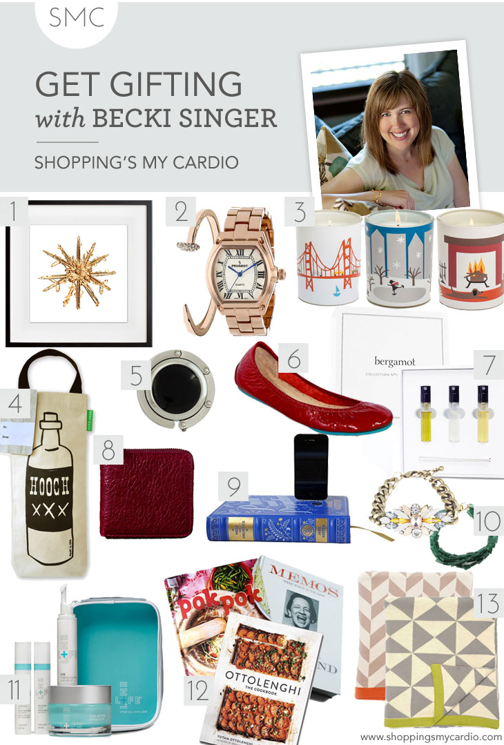 holiday gift guide becki gift guide: beckis finds for the pickiest people on your list