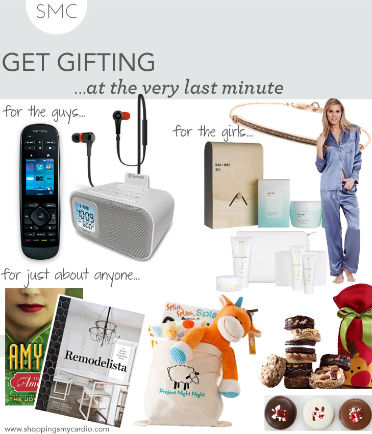 last minute holiday gift guide, last minute gift ideas, last minute christmas gifts, easy christmas gifts