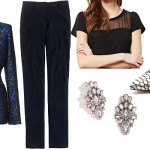 what to wear to holiday parties 150x150 the how to: bundle up in style