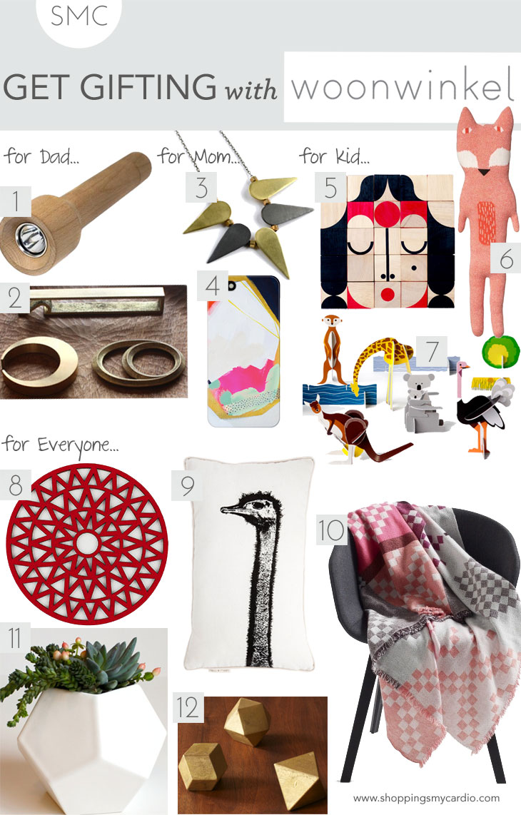 woonwinkel holiday gift guide gift guide: woonwinkels finds for the modern family