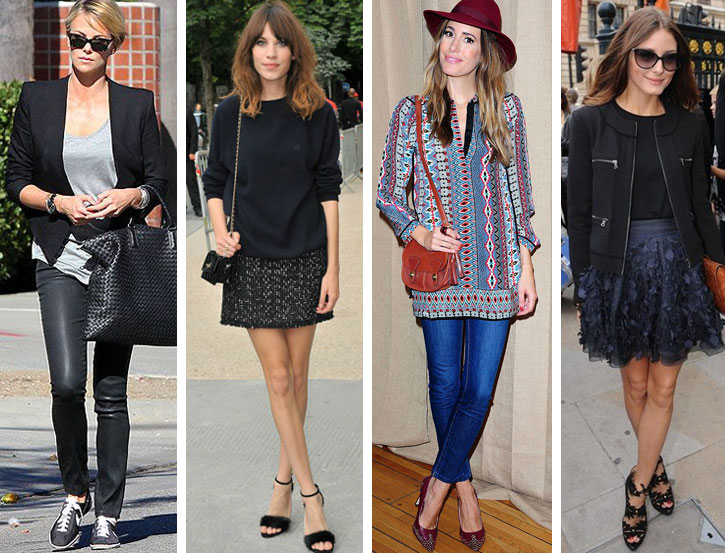 celebrity-style-icon, celebrity style, street style, it girls, how to dress like celebrity, fashion inspiration