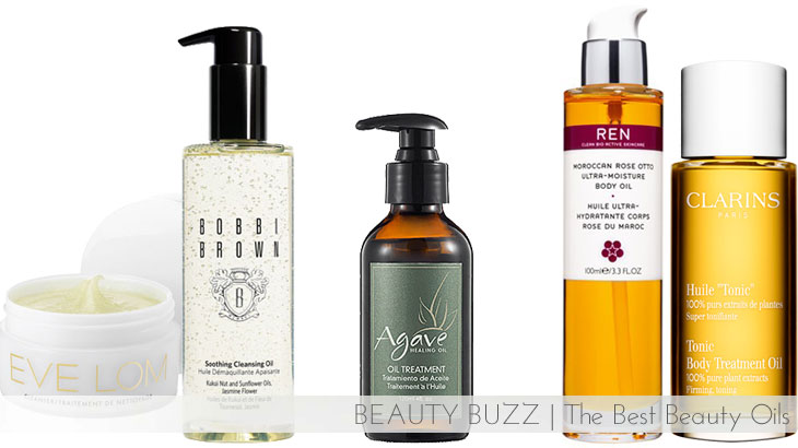 best beauty oils beauty buzz: all about beauty oils