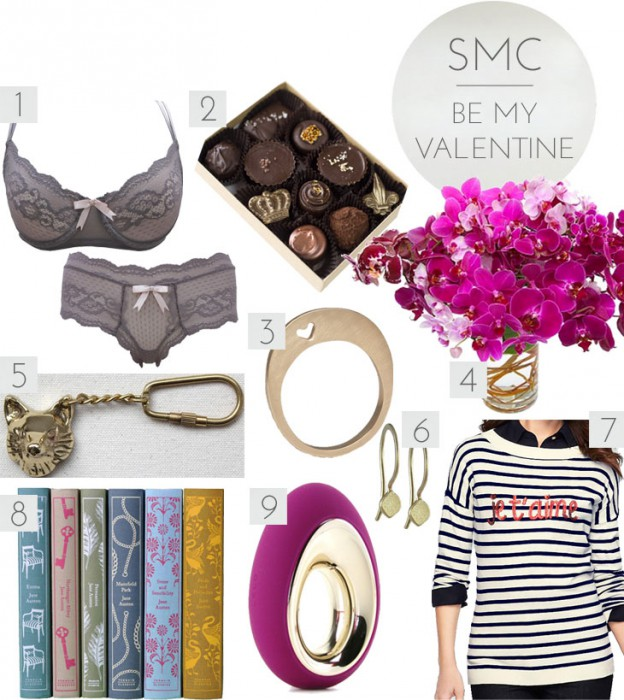 valentine's day gift guide, via shopping's my cardio