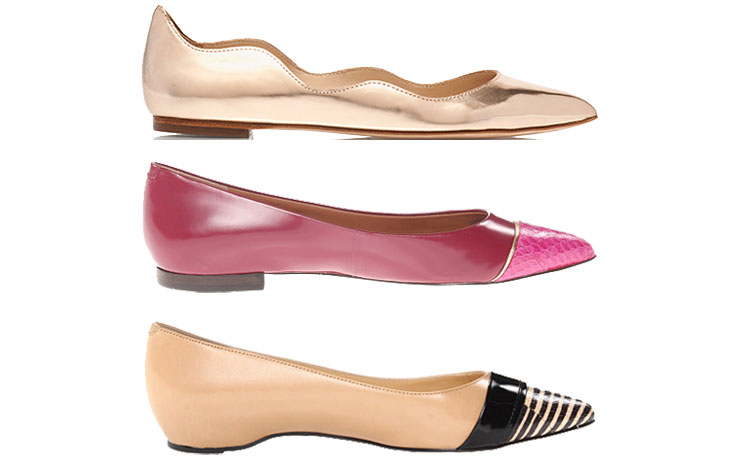 pointed toe flats currently coveting: pointed toe flats