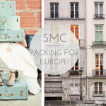 travel in style: packing for europe