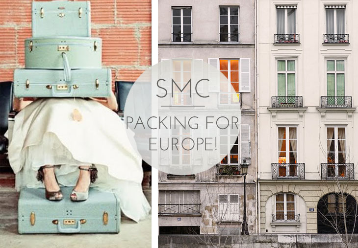 smc europe packing new travel in style: packing for europe