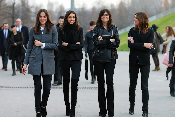 french style emmanuelle alt how to dress like a french girl