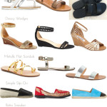 summer shoes 150x150 four perfect spring dresses (and how to style them)