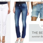the only three jeans you need this summer