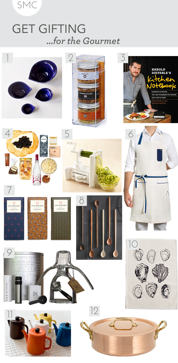 gourmet gift guide, food gift guide, foodie gift guide, edible gift ideas, best gift baskets