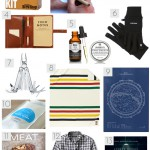 Gift Guide: The Men