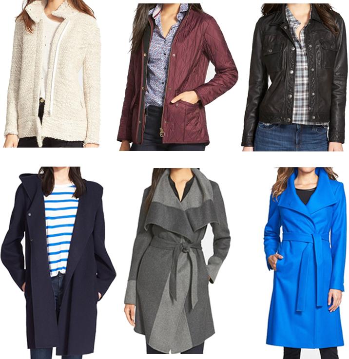 actual coats